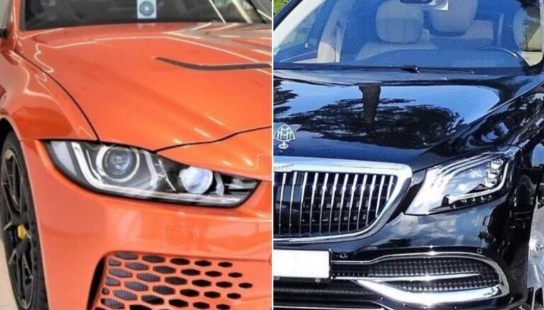 Mercedes, Jaguar, Ferrari... Топ-5 самых дорогих авто на сайтах объявлений в странах Балтии