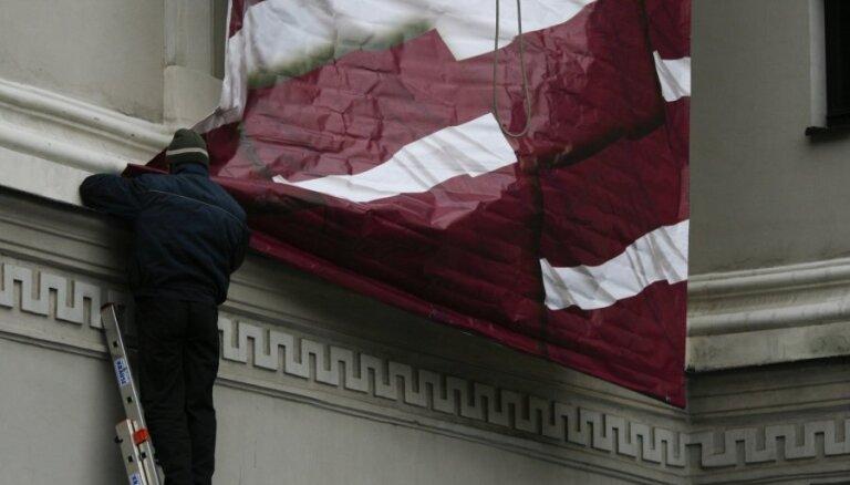 18.novembrī Rīgā būs īpaša svētku programma; sabiedriskais transports - bez maksas