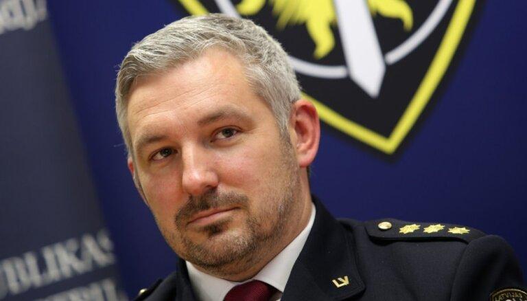 Policija atzīst, ka 11. novembra krastmala nav labākais objekts masu pasākumiem