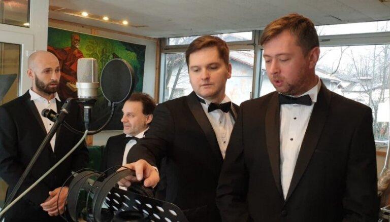 'Teātru tenori' aicina uz Jaunā gada koncertu