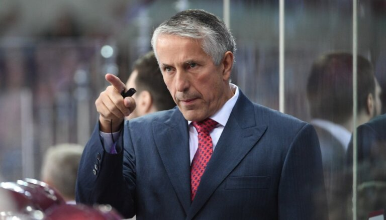 Хартли отсеял еще трех хоккеистов из лагеря сборной Латвии перед ЧМ-2018
