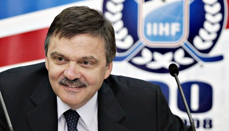 Фазель о преемнике и выборах в Санкт-Петербурге: человек должен понимать хоккей