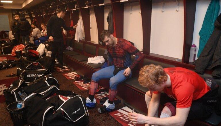 Hārtlijs izvēlējies Latvijas hokeja izlases kandidātus EIHC turnīram Francijā