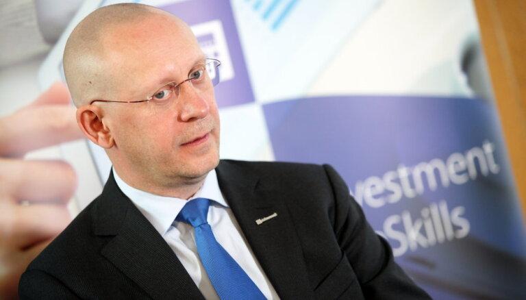 EM galvenais ierēdnis būs bijušais 'Microsoft Latvia' vadītājs Eglītis