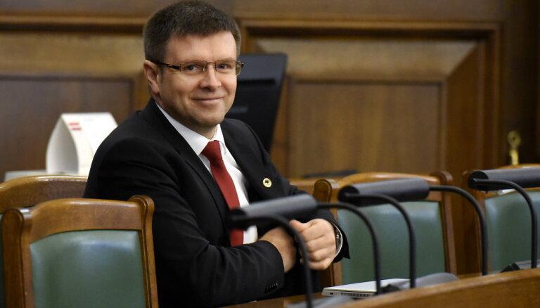 Новым главой комиссии Сейма по обороне стал Ранцанс из НКП