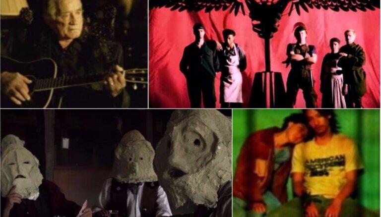 Noskaties! 10 lieliski mūzikas videoklipi, ko radījuši slaveni kinorežisori