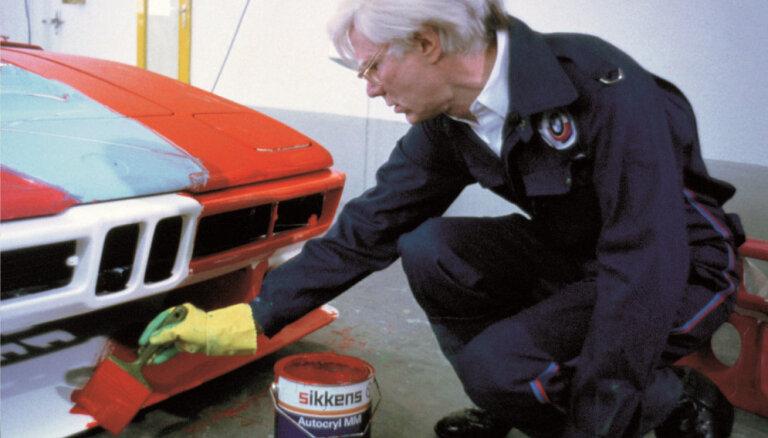 Automobilis kā audekls – krāšņākie mākslinieku apgleznotie BMW spēkrati