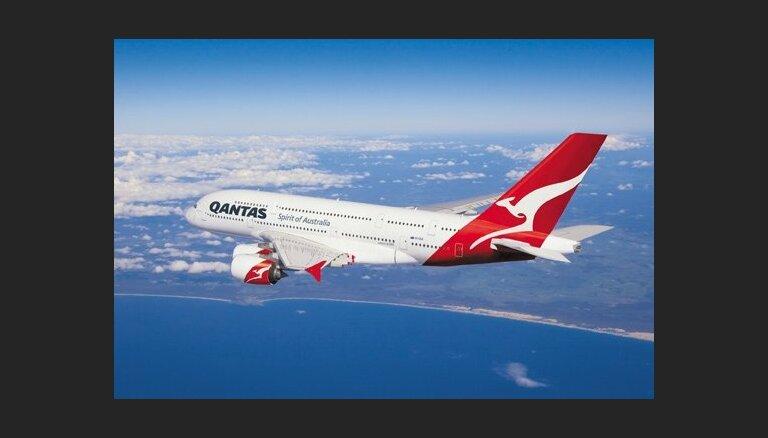 Qantas запускает самый протяженный беспересадочный пассажирский маршрут в мире из Лондона в Австралию