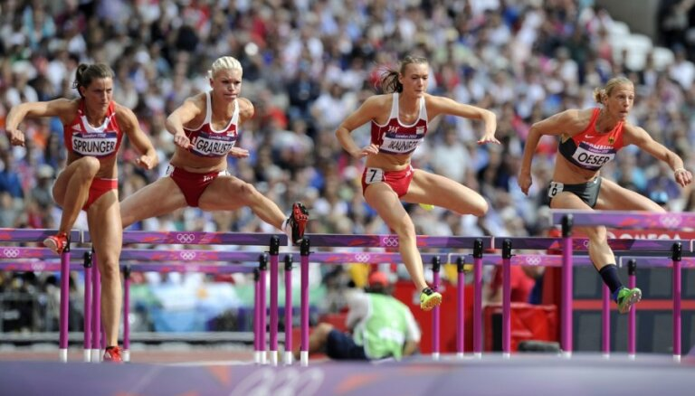 LTV не будет транслировать соревнования легкоатлетов из Рио