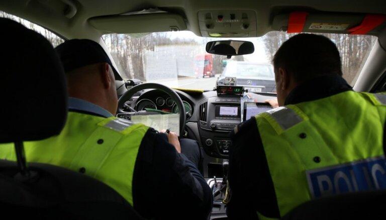 За сутки в ДТП пострадали трое пешеходов, задержаны пятеро пьяных водителей