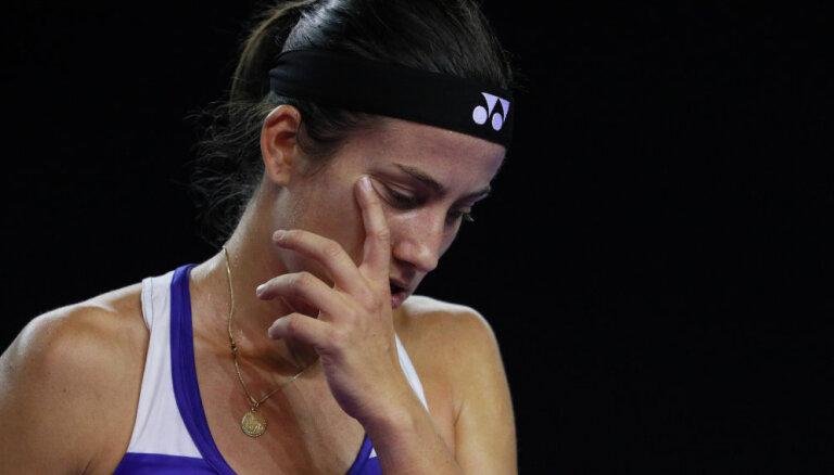 Севастова обидно проиграла Мугурусе в борьбе за полуфинал итогового турнира в Чжухае