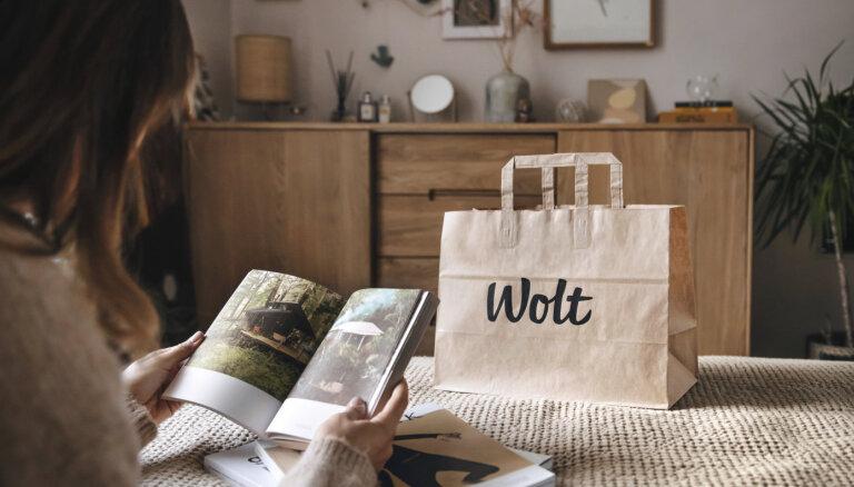 'Wolt' samazina piegādes maksu – atbalsti vietējos restorānus!