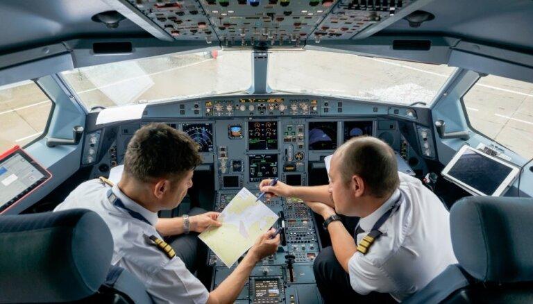 ФОТО: приземление первого рейса Turkish Cargo в рижском аэропорту