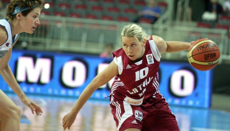 Jēkabsone-Žogota pagarinājusi līgumu ar Krievijas un FIBA Eirolīgas čempionēm Jekaterinburgas UGMK