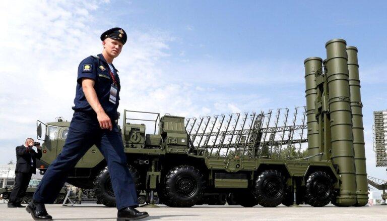S-400 sistēmu iegāde Turcijai būtu postoša, paziņo Pentagons