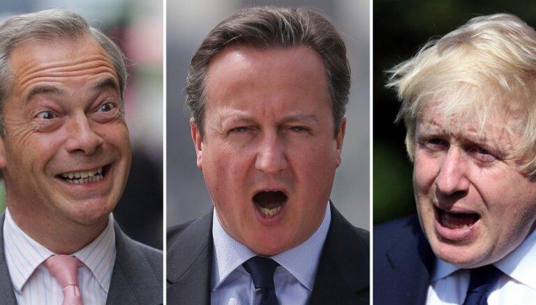Что стало с Джонсоном, Кэмероном, Фараджем и другими отцами Brexit?