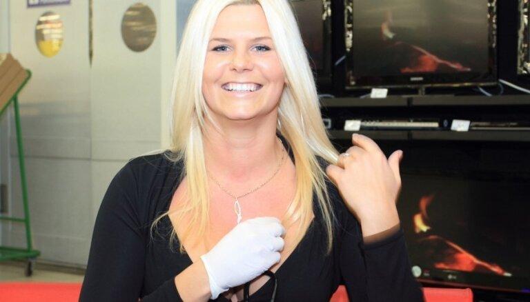 Sanita Kubliņa uzsākusi cīņu ar āderēm