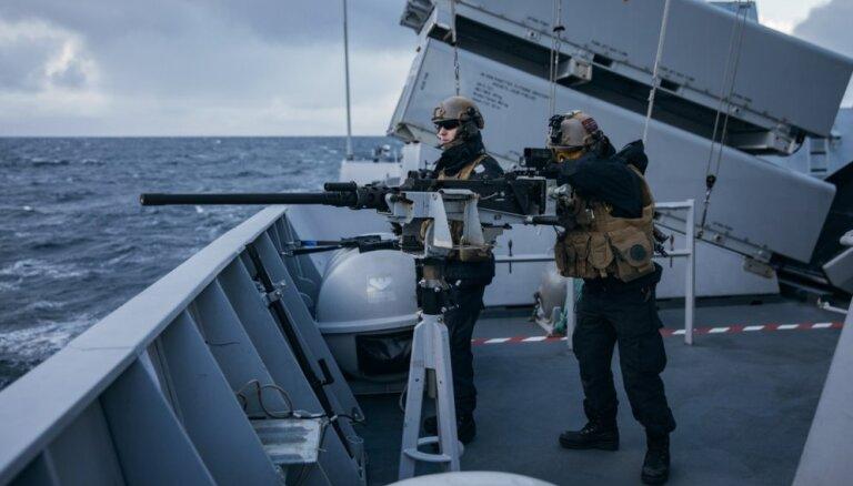 Западные СМИ: НАТО и Россия играют в войну на краю Арктики