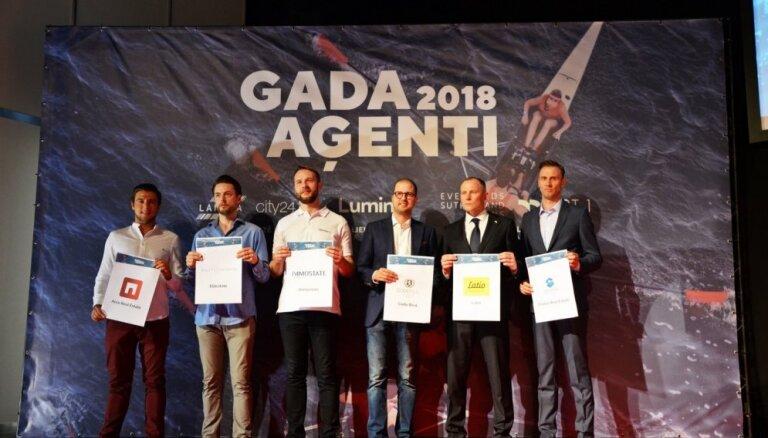 Noskaidroti konkursa 'Gada aģenti 2018' finālisti