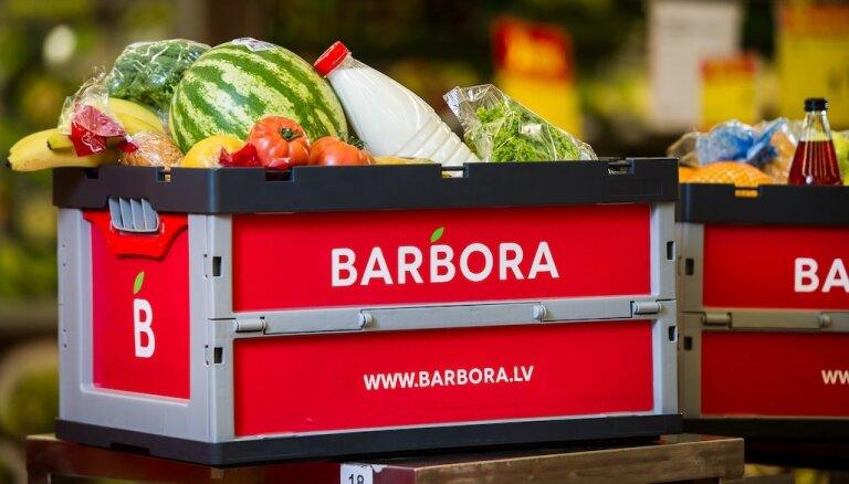 Интернет-магазин Barbora.lv открыл 33 пункта получения заказов во всех регионах Латвии