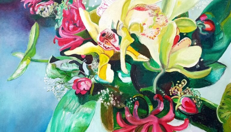 Galerijā 'Daugava' būs skatāma Maijas Tabakas jubilejas izstāde