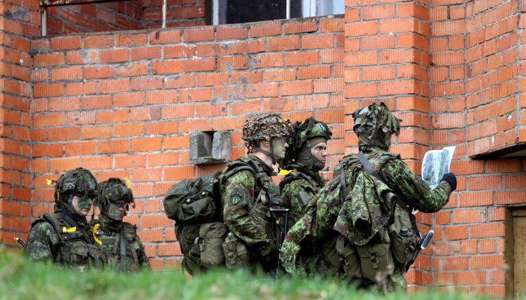 Igaunijas Aizsardzības ministrijas vadītājs: Eiropas armijas piesaucēji nezina, ko vēlas