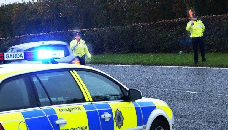 Ирландия: гражданин Латвии ранил охранника дублинской синагоги