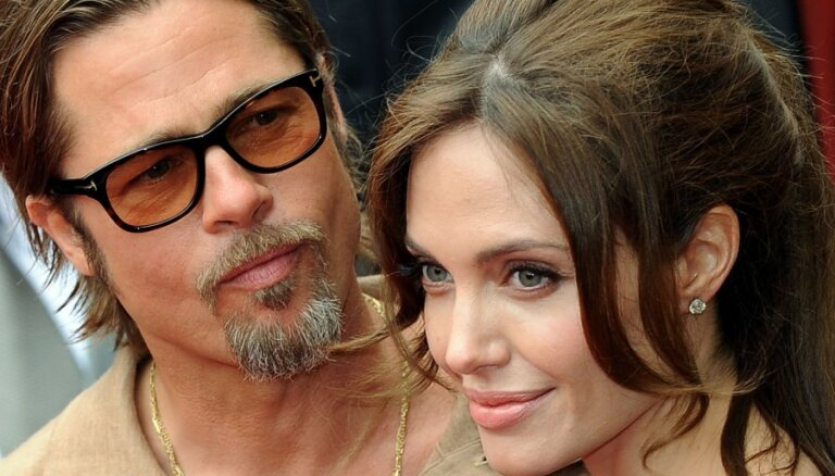 Анджелина Джоли и Брэд Питт зашли на чай к принцу Уильяму и герцогине Кейт