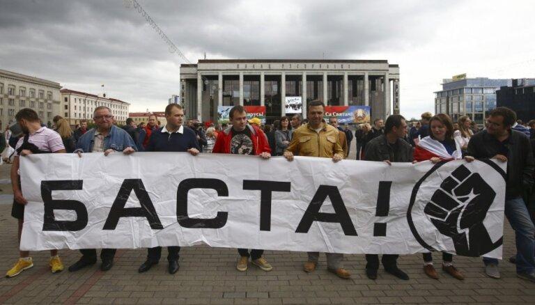 Белоруссия: аресты и обыски в независимых профсоюзах