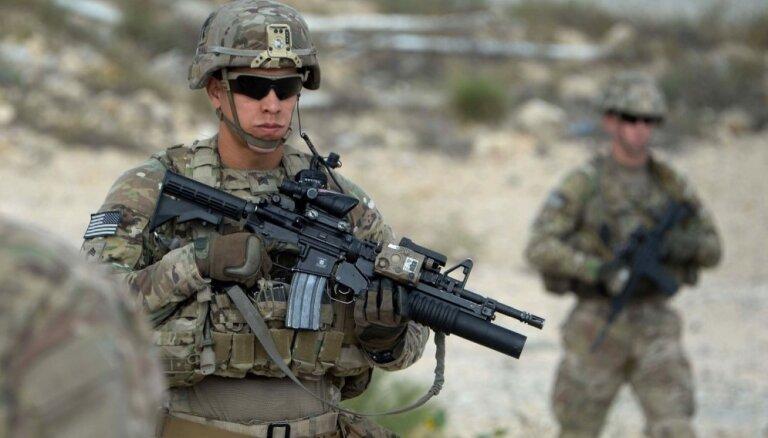 ASV spēku izvešana neietekmēs drošību Afganistānā, paziņo prezidenta pārstāvis