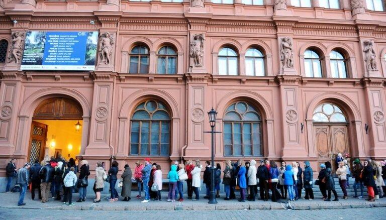 Šogad Muzeju naktī durvis vērs 150 muzeji