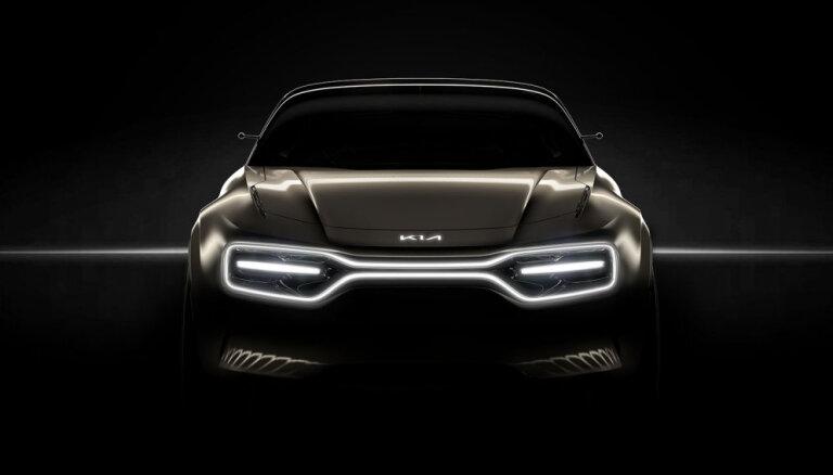 KIA prezentēs Eiropā izstrādātu elektrisko konceptauto