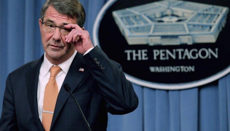 NATO apsver iespēju pievienoties ASV vadītajai koalīcijai pret 'Daesh'