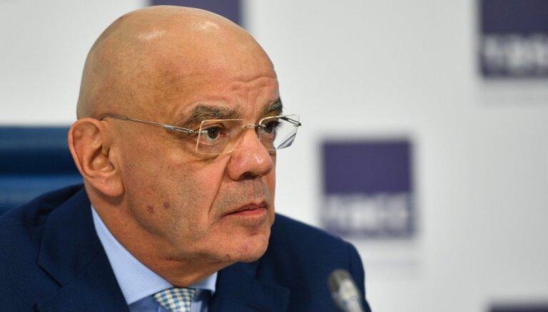 """Райкин обвинил Мединского в попытках уничтожить """"Сатирикон"""" из-за личной неприязни"""
