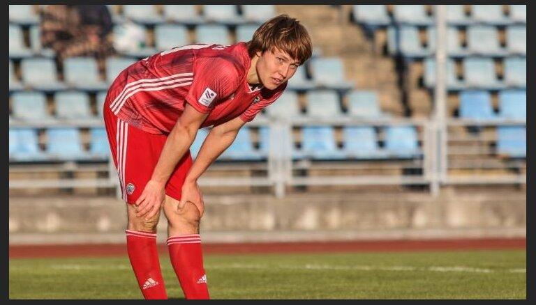 'Liepājas' un 'Spartaka' futbolisti izcīna uzvaras virslīgas mačos