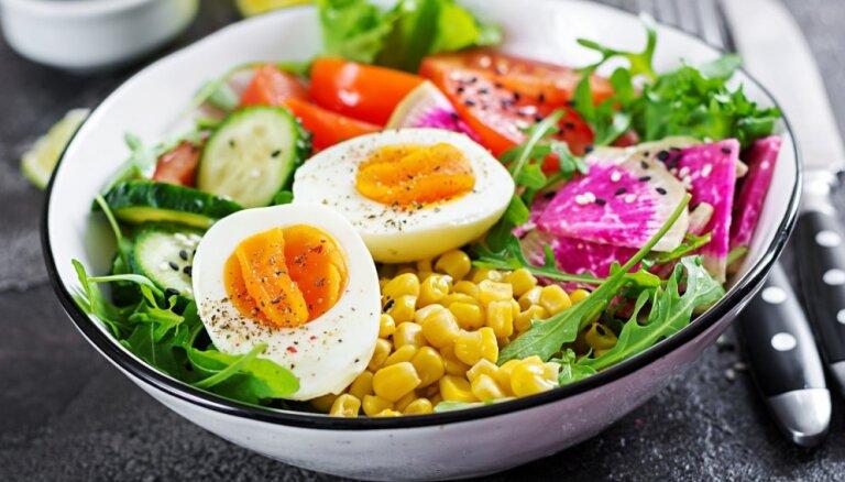 Rasols ir vēsture, ēdam pārāk maz dārzeņu. Uztura speciālistes ieteikumi ēdienkartes maiņai
