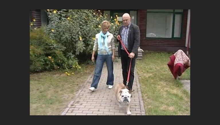 Varis Vētra: suns palīdz izprast cilvēkus