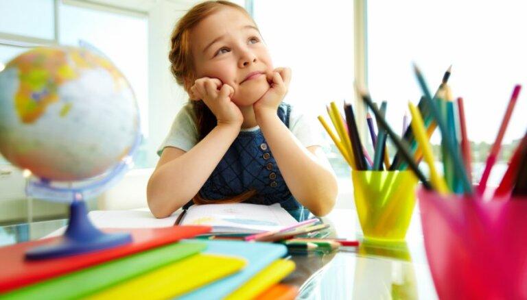 Ieteikumi, kā uzlabot bērna koncentrēšanās spējas