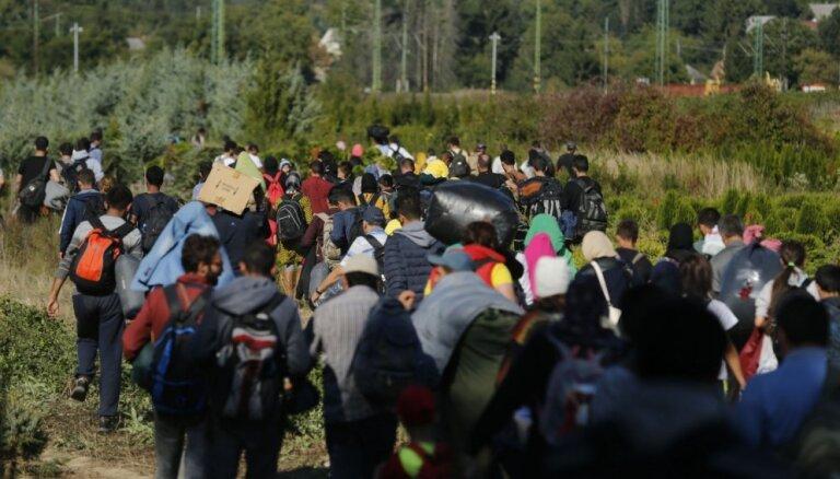 Ministrs: Zviedrija patvēruma pieprasītājiem vairs nevar garantēt mājvietas