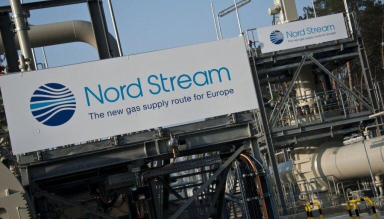 """Комиссия Сейма призывает Евросоюз запретить """"Северный поток-2"""""""