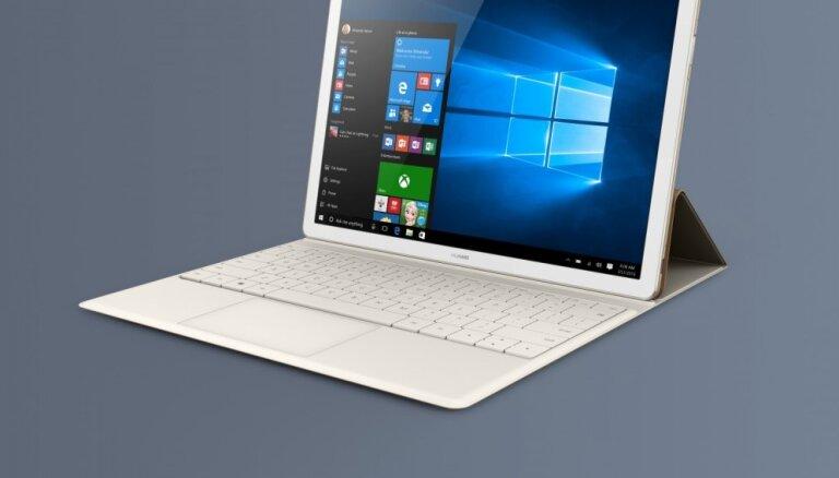 'Huawei' produktīvais 'Windows 10' planšetdators 'MateBook'