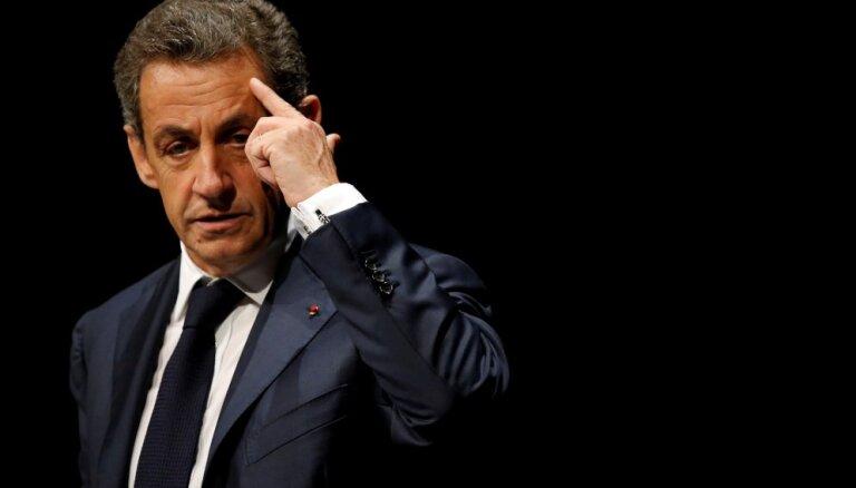 Бывший президент Франции Николя Саркози предстанет перед судом