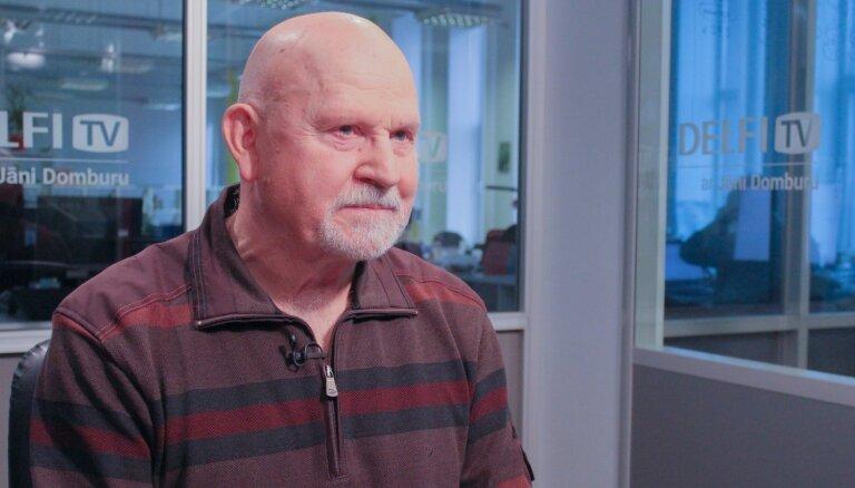 Nebūt remdeniem īgņām: 'Delfi TV ar Jāni Domburu' pilna saruna ar Pēteri Vasku