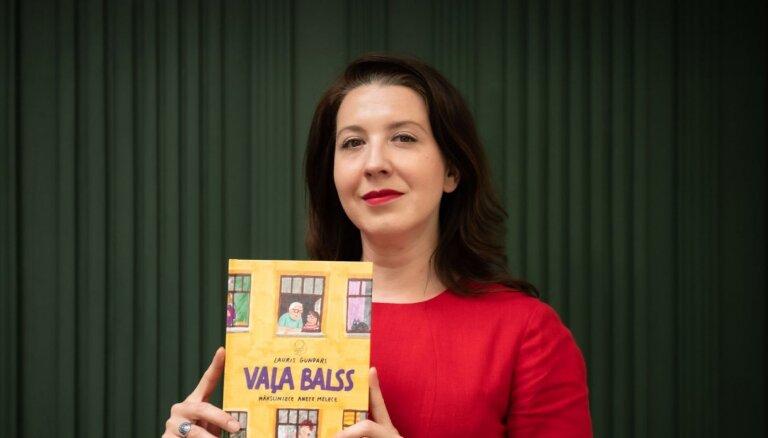 Nacionālais teātris paplašina audiogrāmatu bibliotēku ar bērnu grāmatām