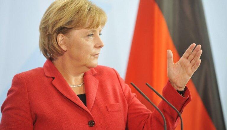 Меркель: взять крупные банки под европейский контроль