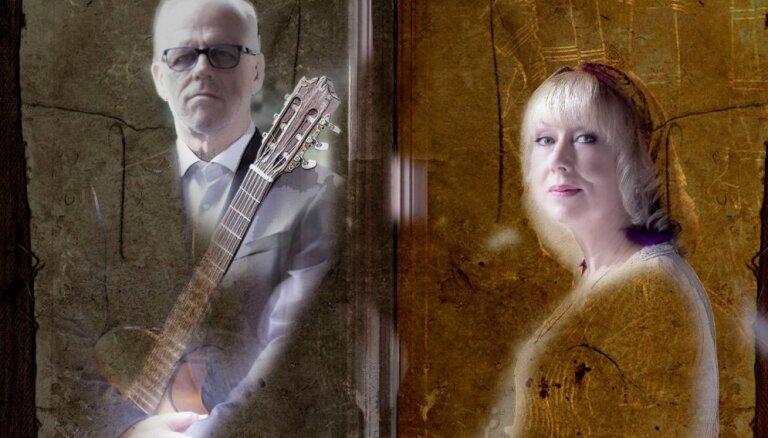 Prezentēs Ievas Akurateres un Aivara Hermaņa albumu 'Vēlēšanās'