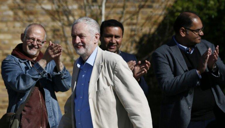 Izraēlas Darba partija antisemītisma dēļ varētu nesadarboties ar britu leiboristiem