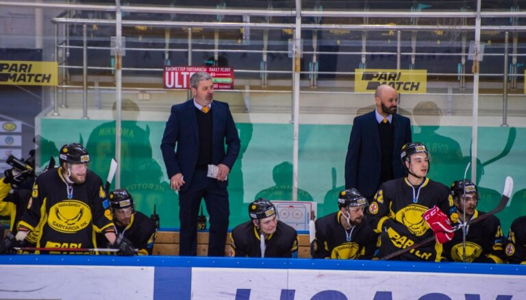 Tambijevs un Siksna ar 'Sarjarka' kļūst par Kazahstānas čempioniem