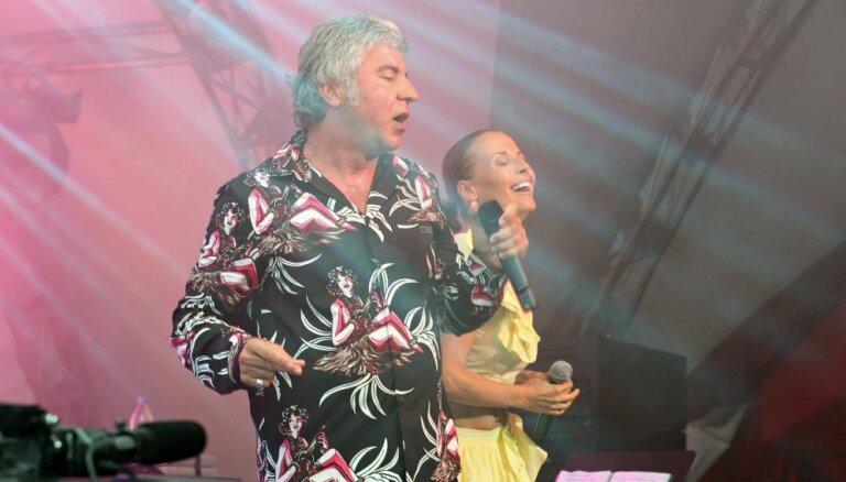 ФОТО: Comedy Club устроил в Юрмале горячую бразильскую ночь