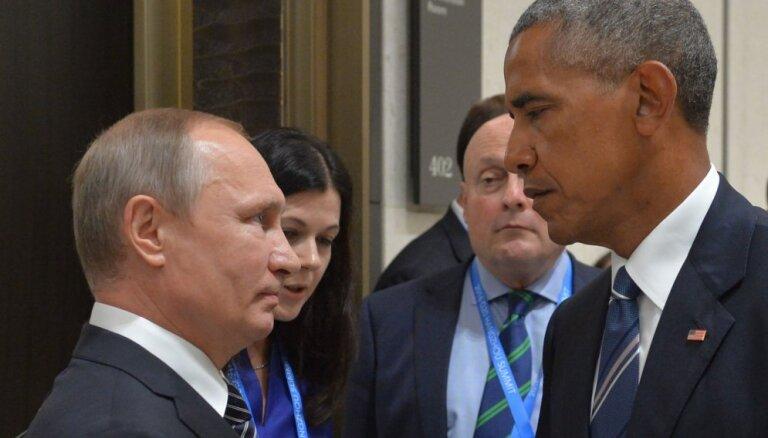 Макфол: Обама вел двойную игру против Путина, а США хотели смены власти в Кремле
